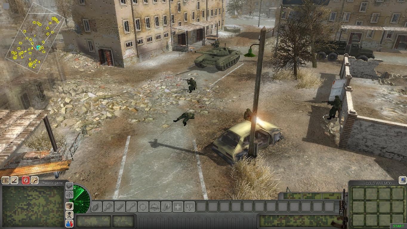 Как сделать в тылу врага 2 штурм 393