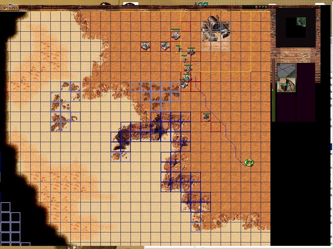 Dune 2000. гипер патч в разработке. как поменять разширение в игре?