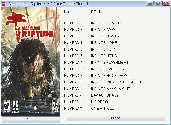 Dead Island Riptide 1.4 Crack - xtraget