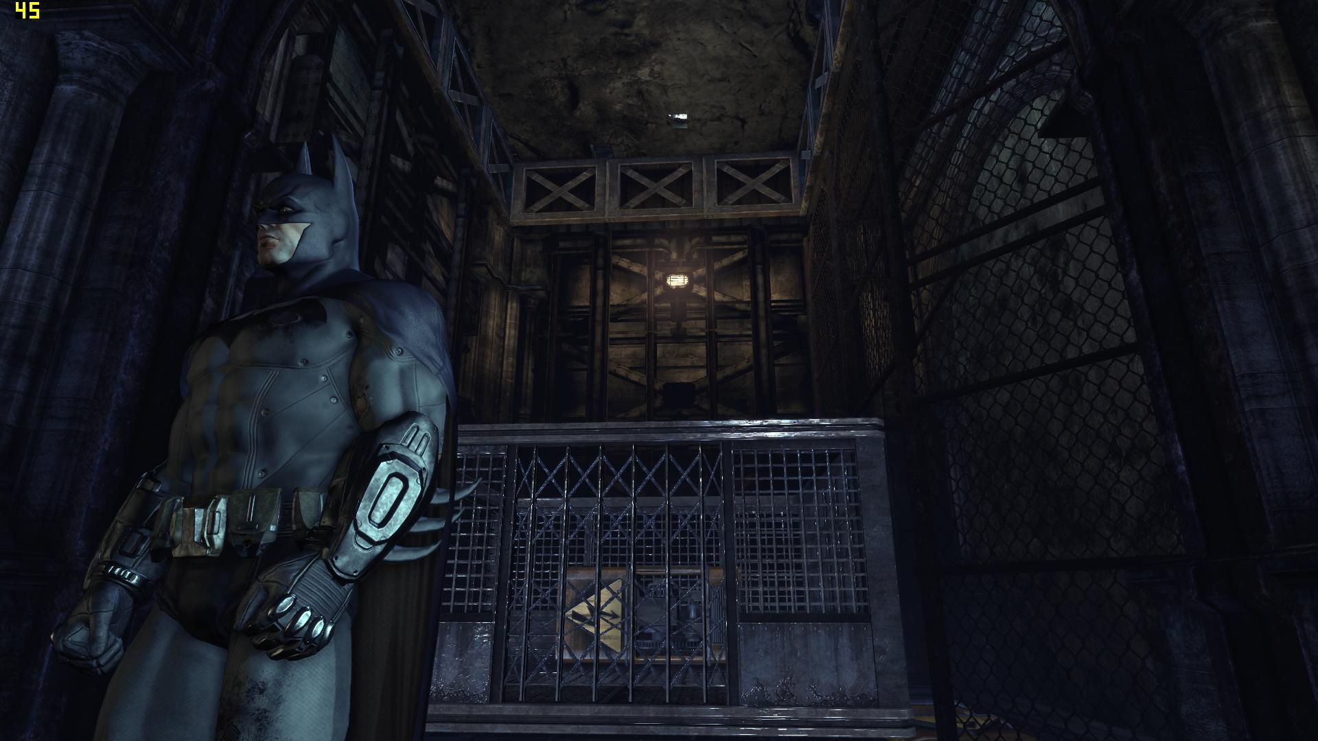 Патч Batman Arkham City - Patch v1.01.