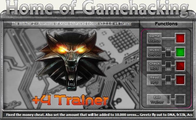 Кряк Для Игры Ведьмак Версии 1.0