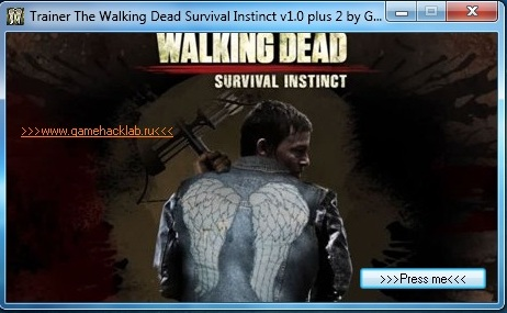 1The Walking Dead Survival Instinct Trainer