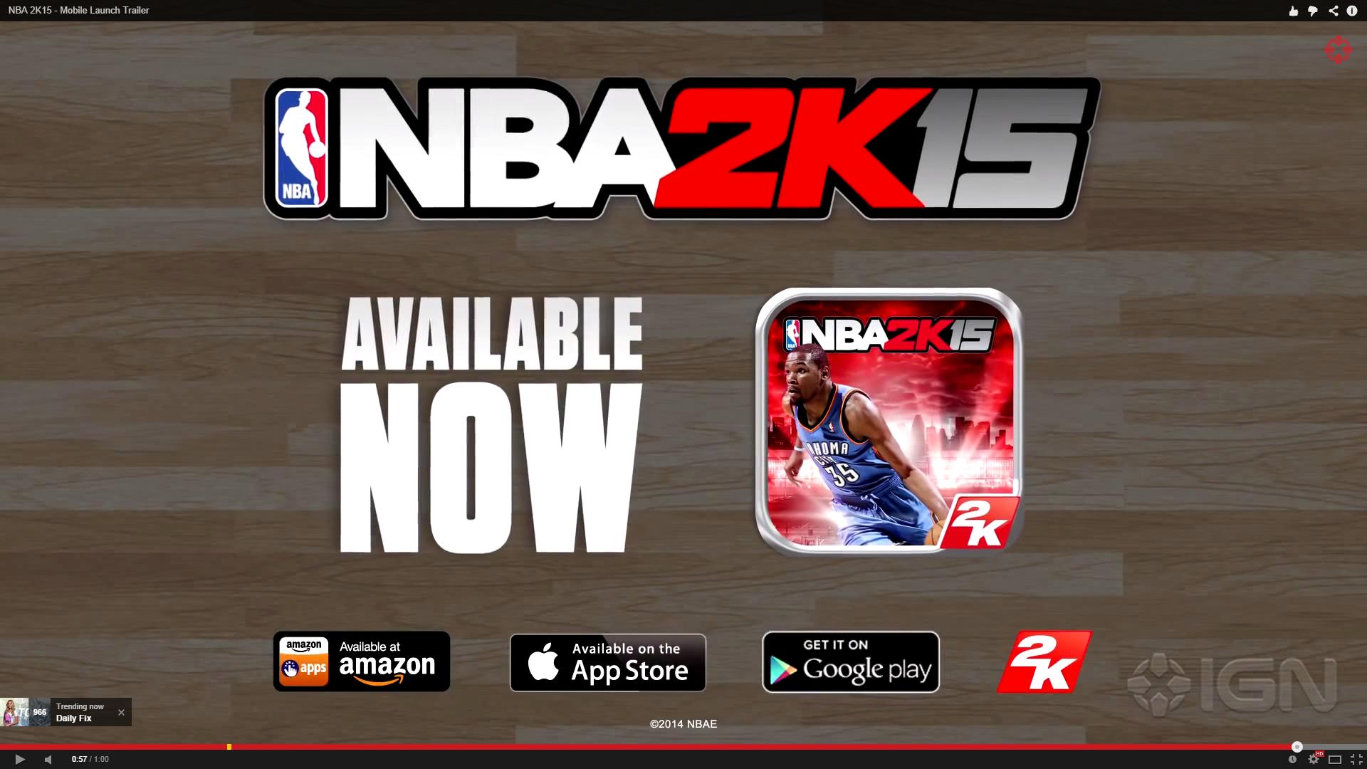 Baixar NBA 2K17 APK - freeapkbaixar.com