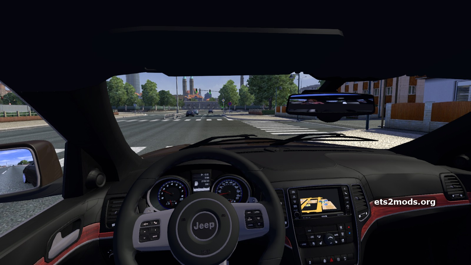 Euro truck simulator 2 скачать мод автомобиль ваз 2105 ets 2.