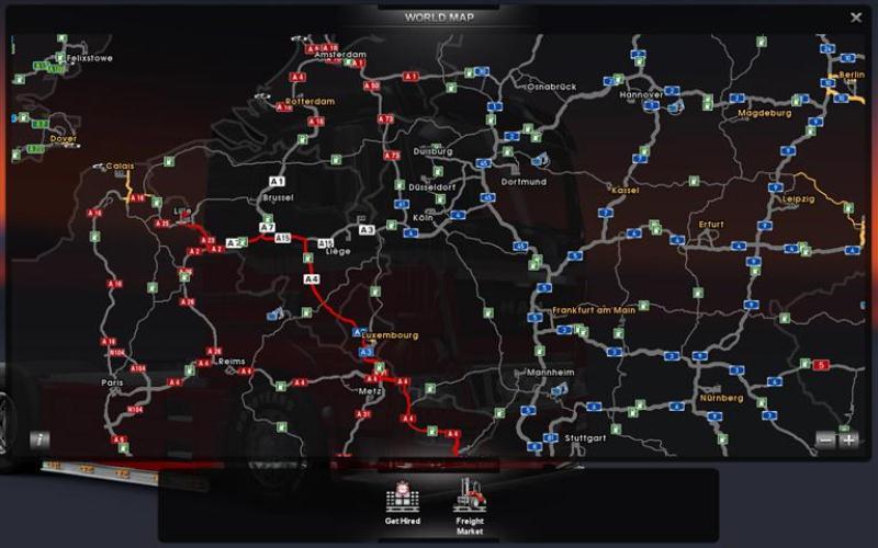 Скачать Мод На Евро Трек Симулятор 2 На Все Автосалоны - фото 2
