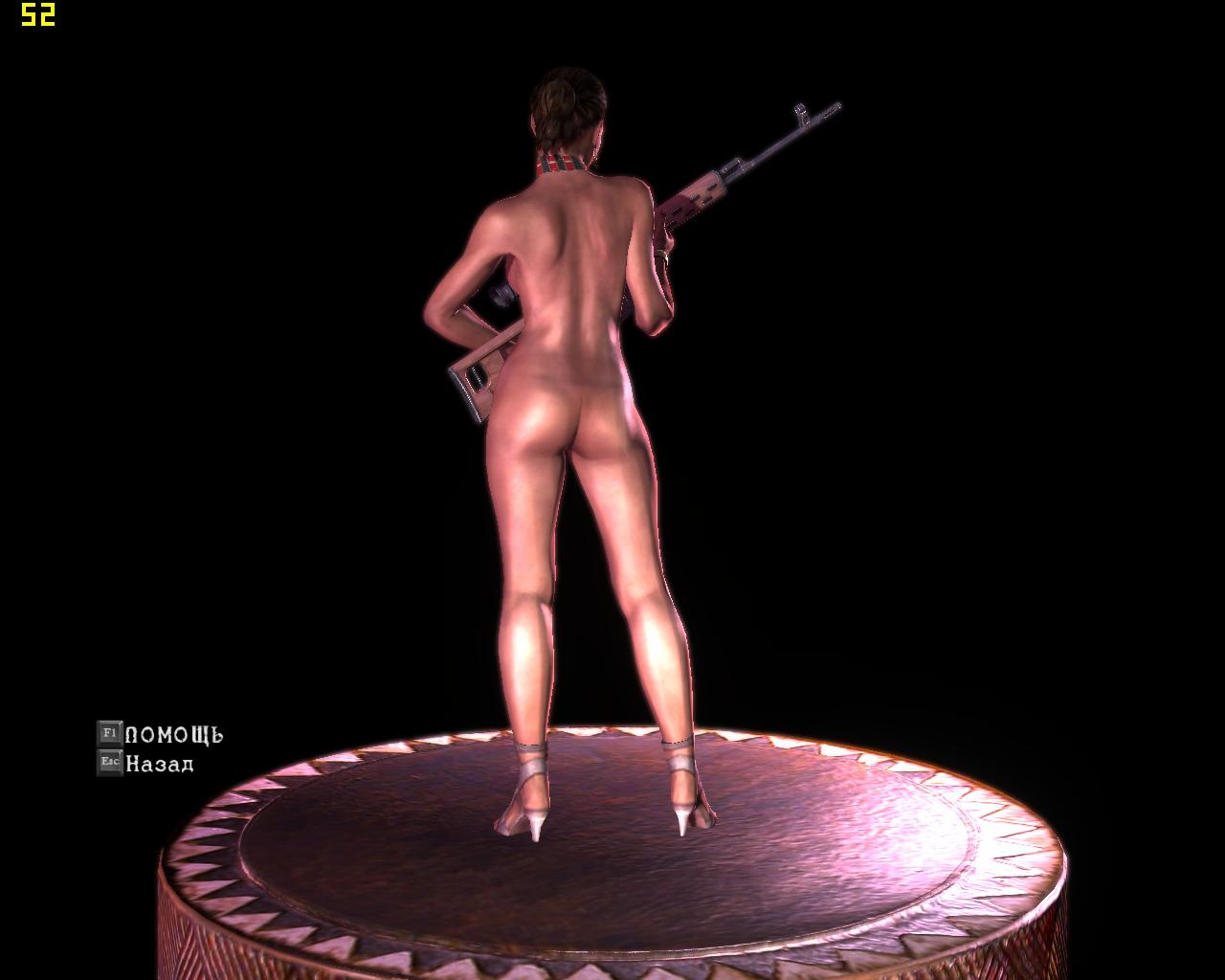 Resident evil 5mods nude nackt photo