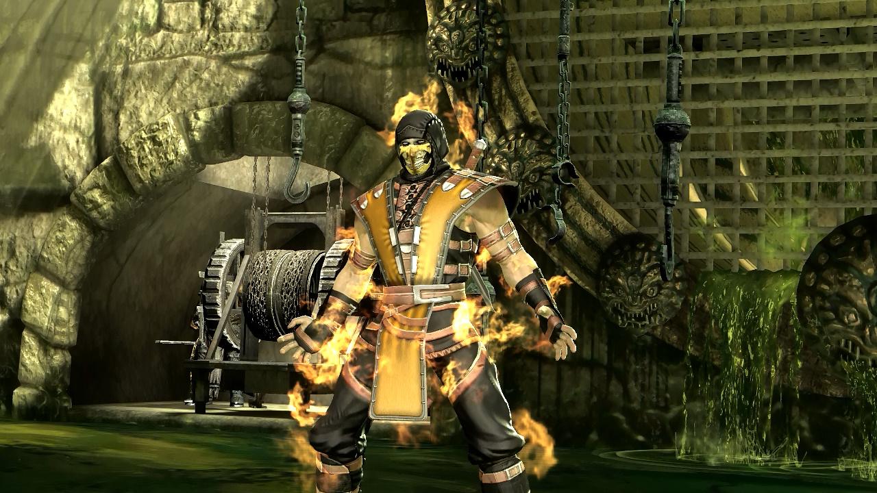 Скины для Mortal Kombat Komplete Edition PC
