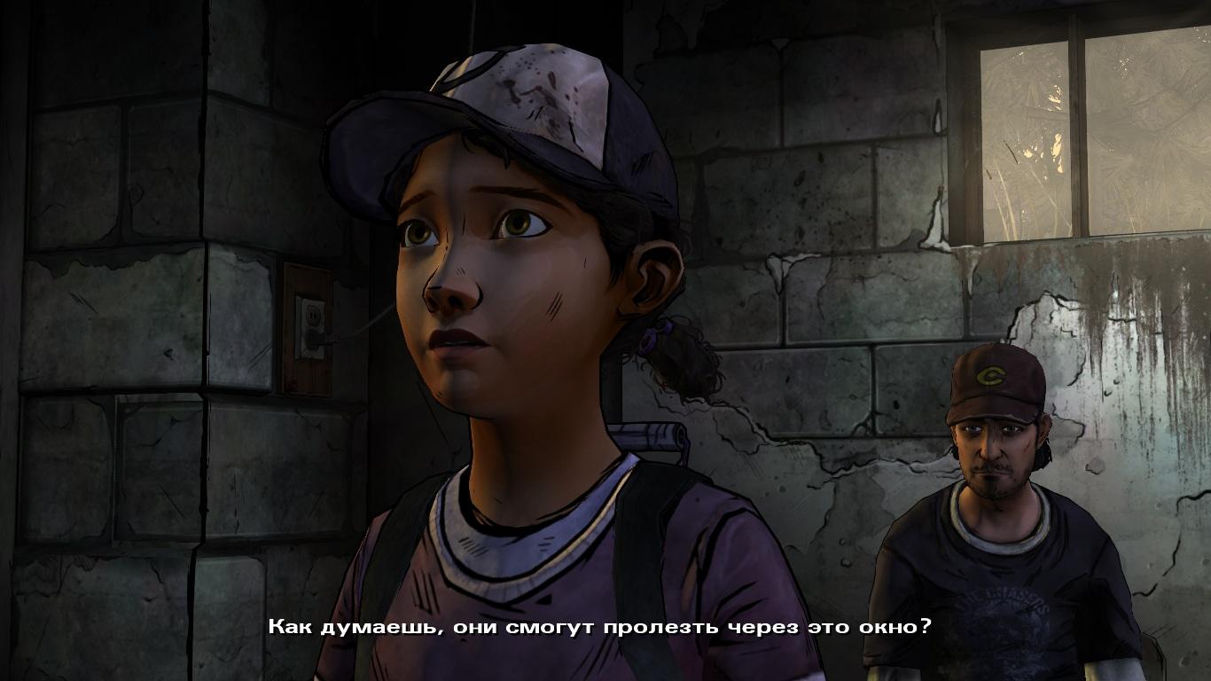 Русификатор для the walking dead season 2 на …