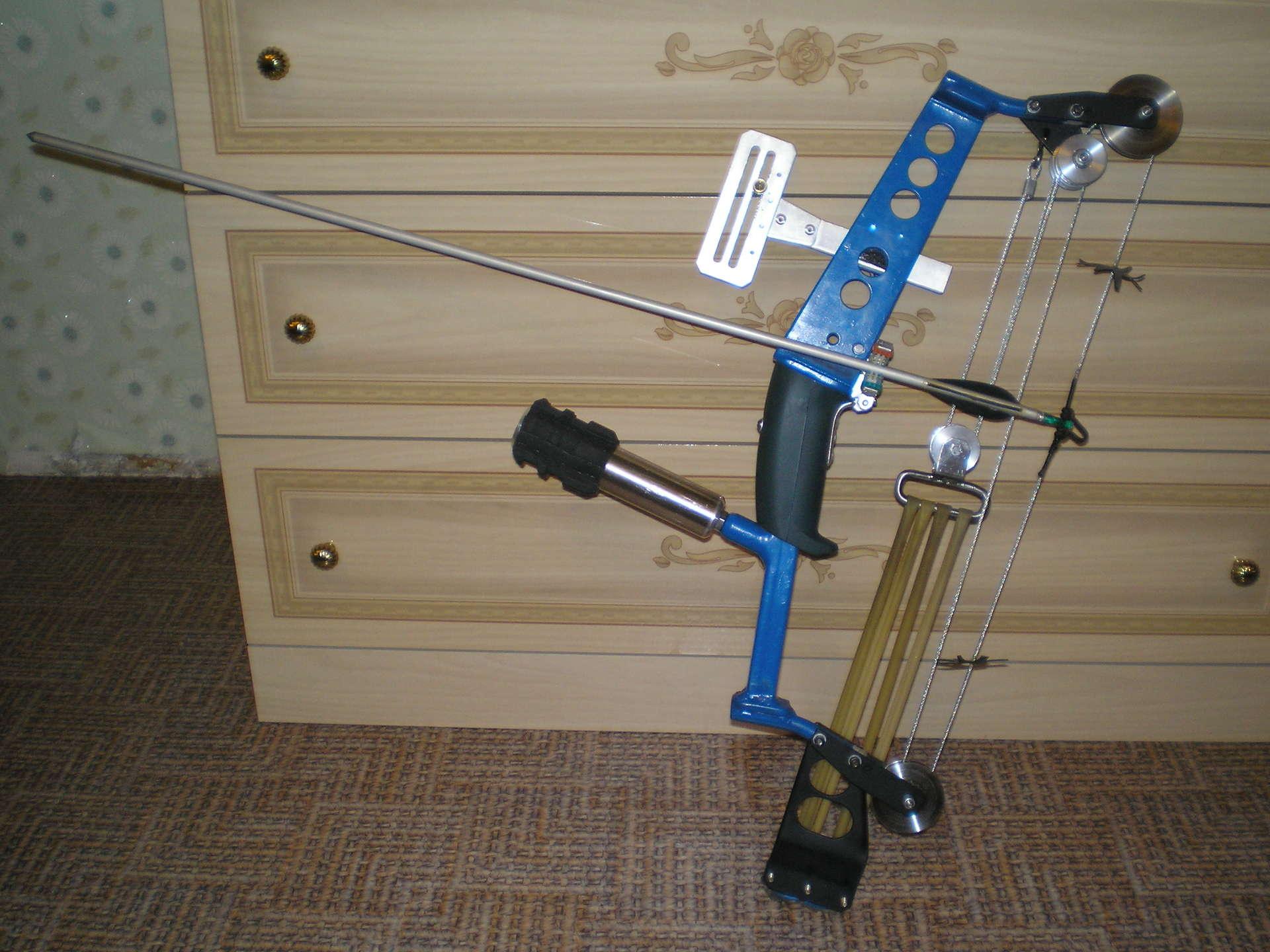 Как сделать лук в домашних условиях из трубы пвх