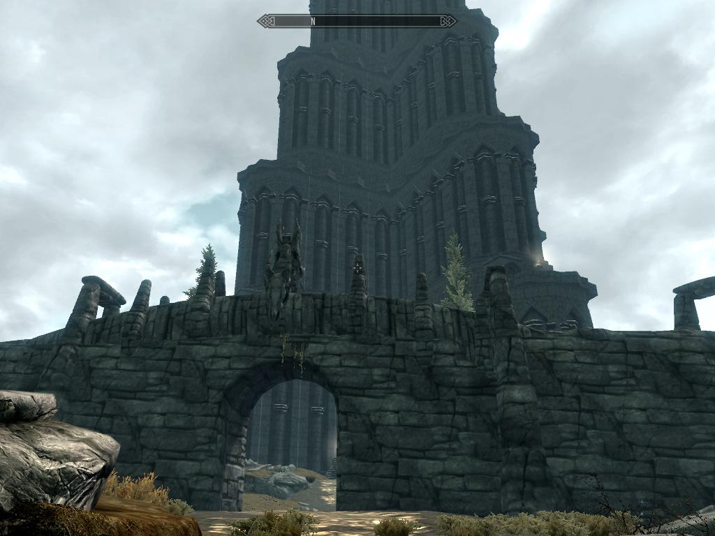 Моды на скайрим замок владыки скайрима скачать