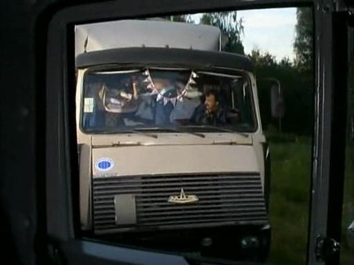 где сейчас камаз из сериала дальнобойщики фото