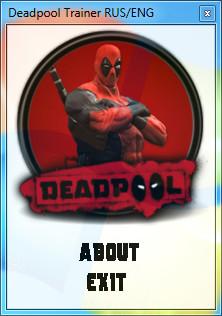 скачать трейнер для Deadpool - фото 9