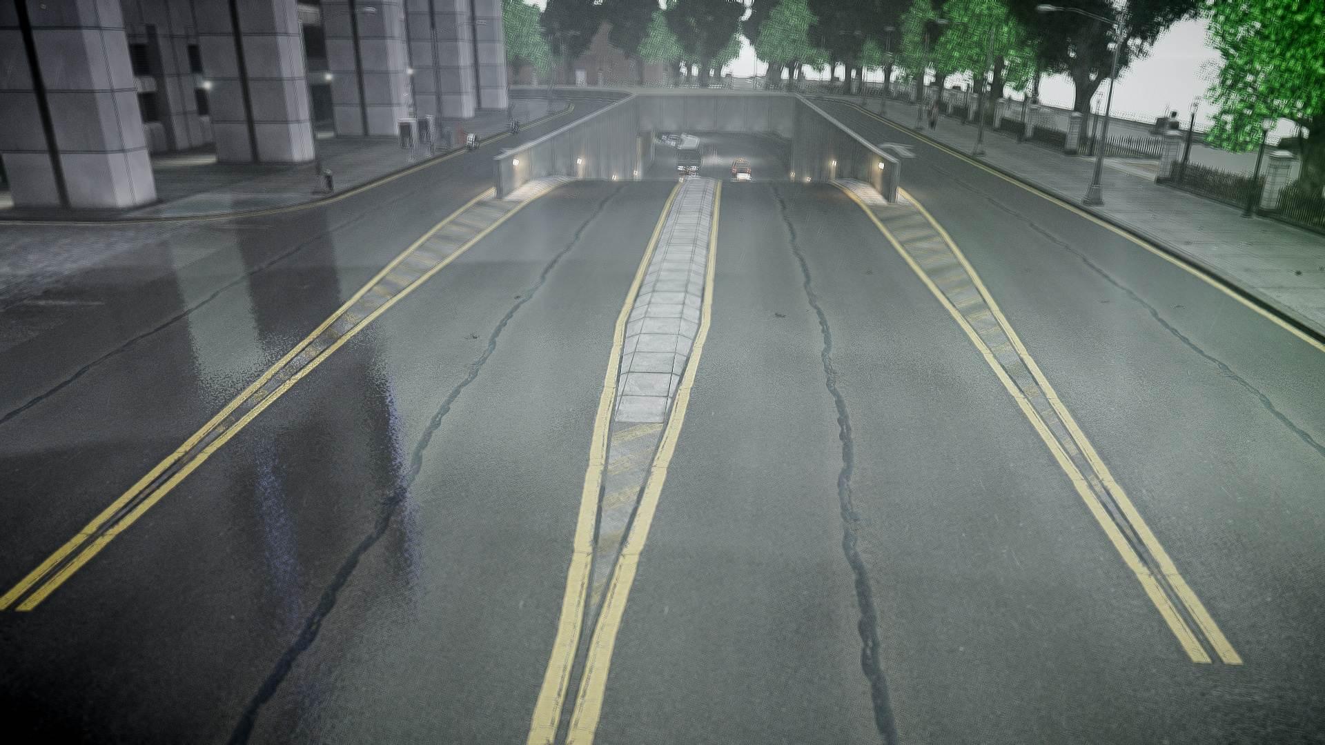 """GTA IV/EFLC """"Roads Mod (HD)"""""""