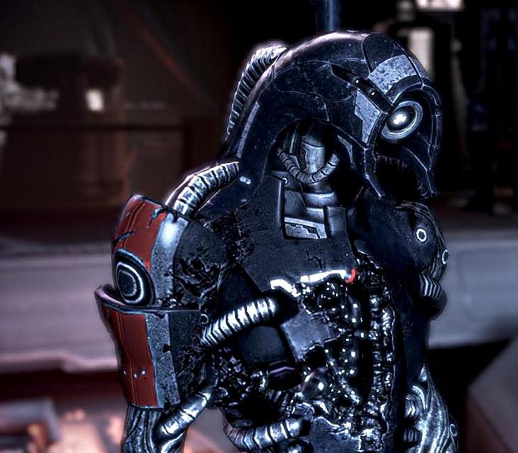 История серии - Другое - Mass Effect 3 - прохождение 24