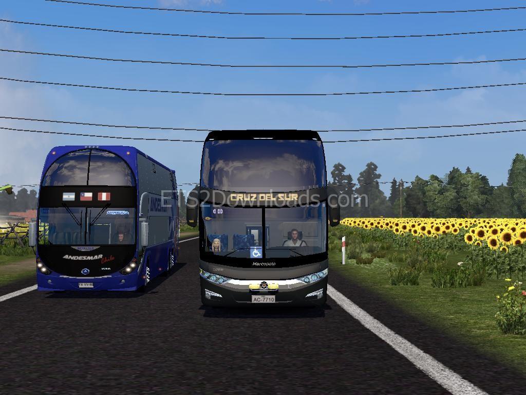 Скачать Игру Euro Truck Simulator Bus Через Торрент - фото 10