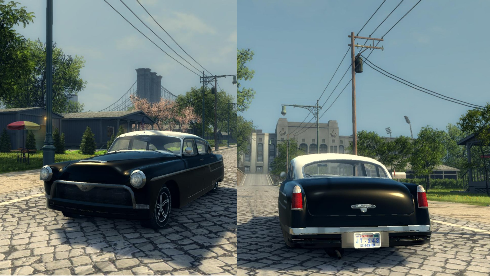 mafia 2 the updated cars demo. Black Bedroom Furniture Sets. Home Design Ideas