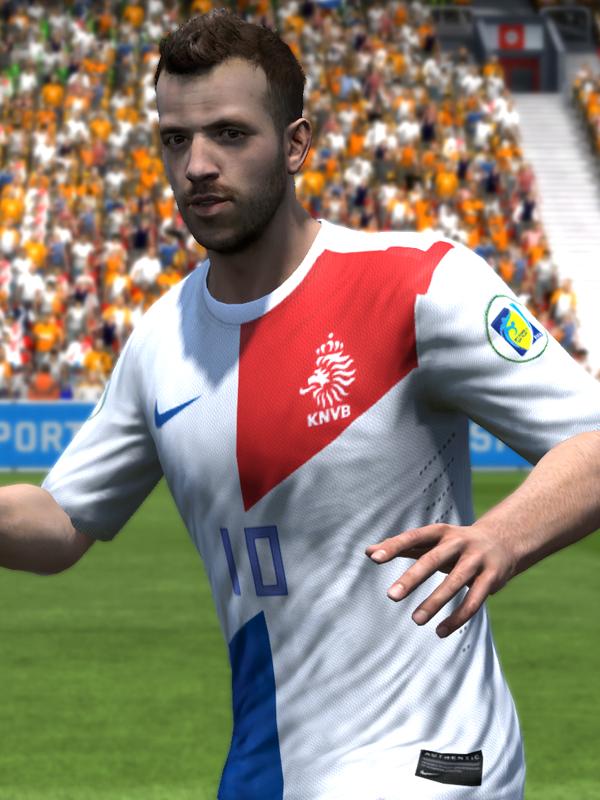 голландии форма сборной по футболу