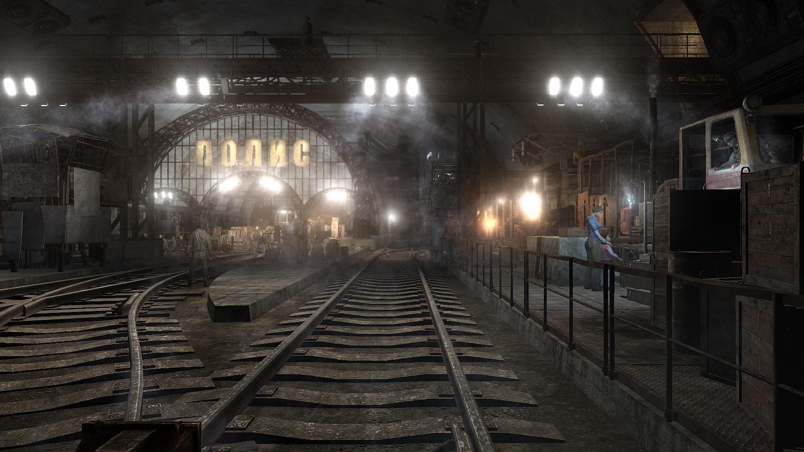 метро 2033 игра установить на андроид