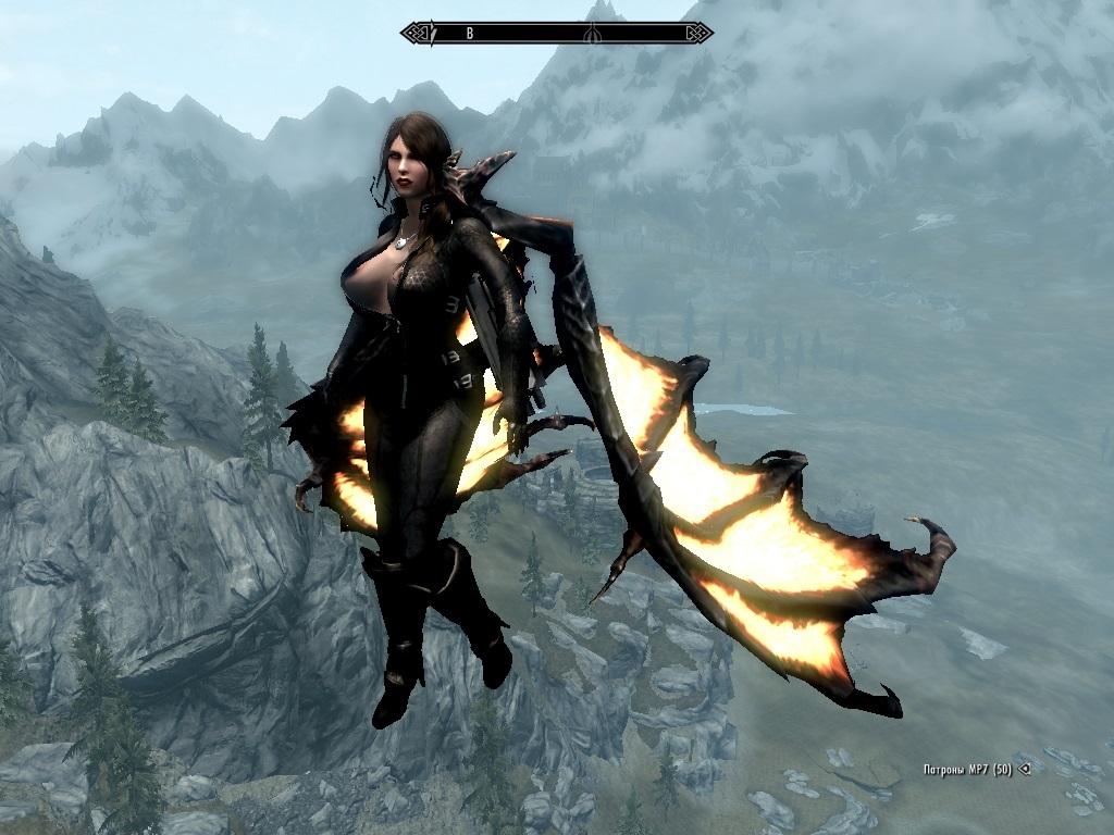 Скачать Готовую Сборку Skyrim - фото 6