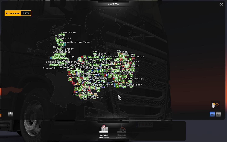 Goba Truckers Map R43 скачать торрент - картинка 2