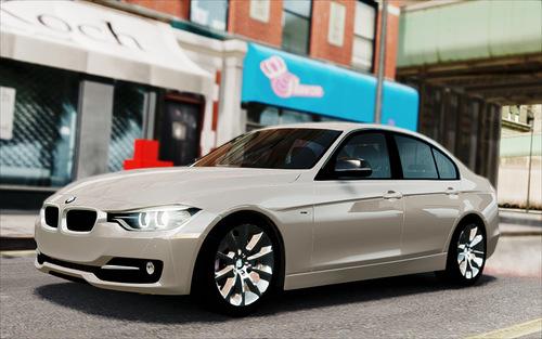 "GTA 4 ""2012 BMW 335i (F30) [Sport Line] v1.0"""