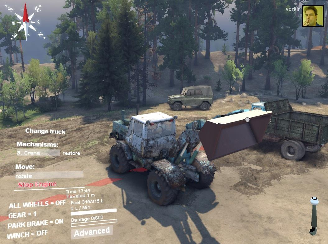 Моды Spintires 2014 Pc