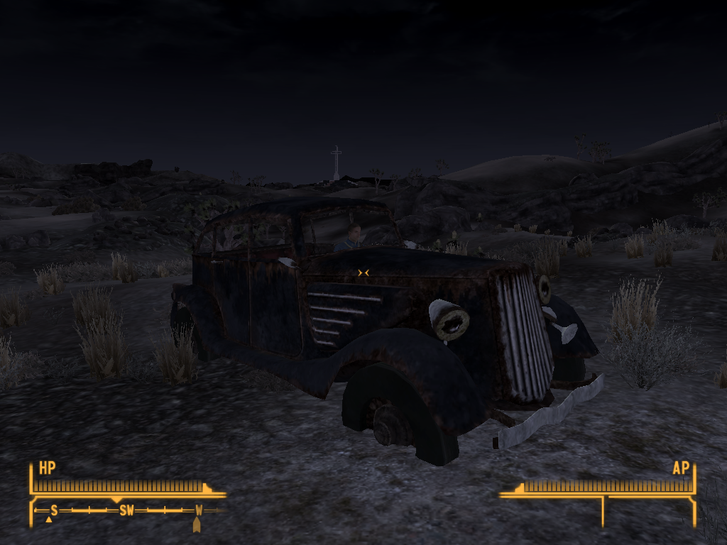 Моды для Fallout New Vegas