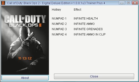 скачать трейнер для Call Of Duty Black Ops 3 - фото 10