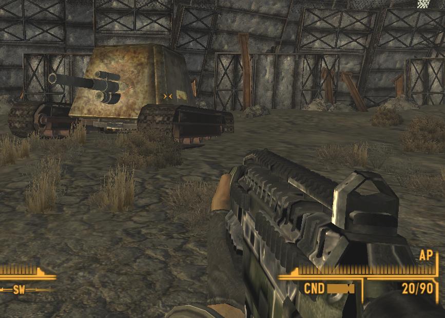 Коды на Fallout New Vegas на Оружие