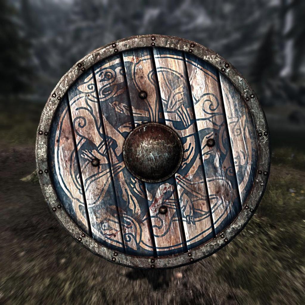 Шит викингов