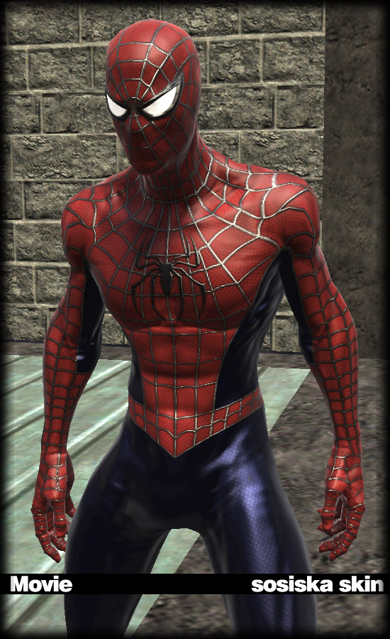 моды для Spider Man Web Of Shadows скачать img-1