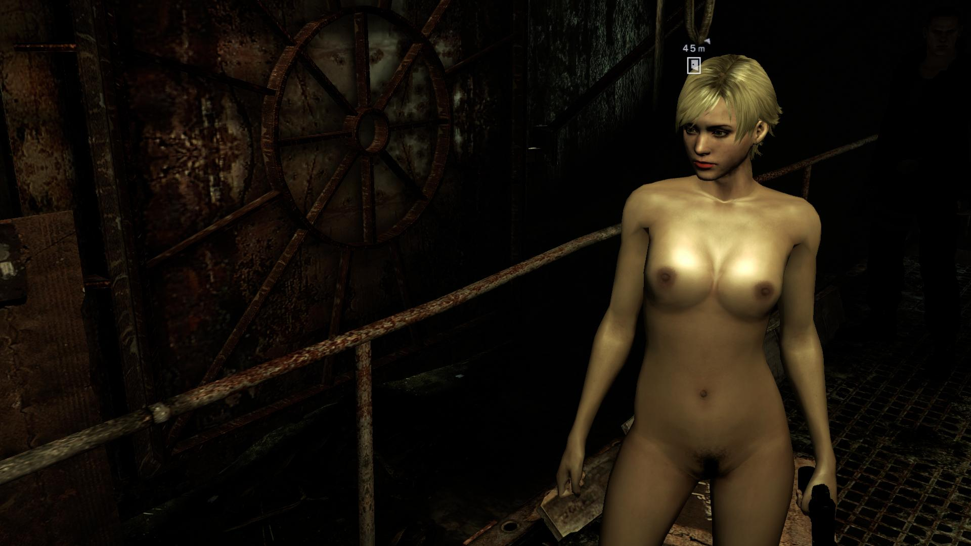 Resident evil6 mod nude xxx video