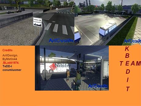 скачать пассажирские перевозки евро трек симулятор 2 - фото 9