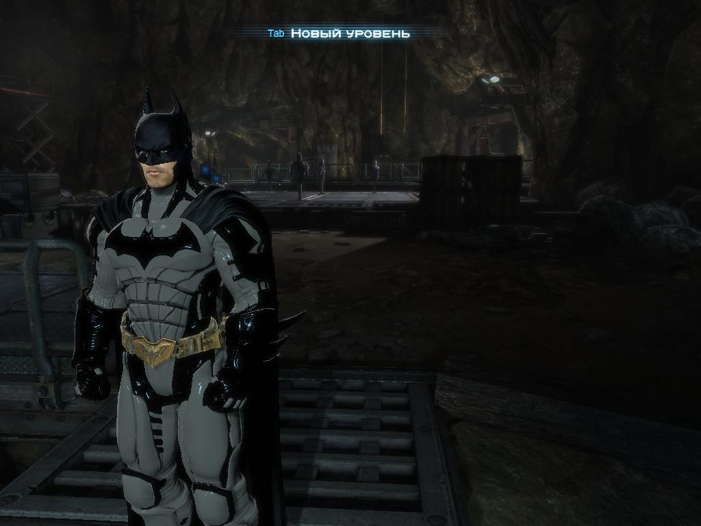 Batman arkham origins skins