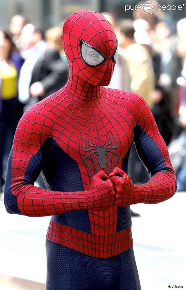 скачать скин на игру новый человек паук 2 - фото 3