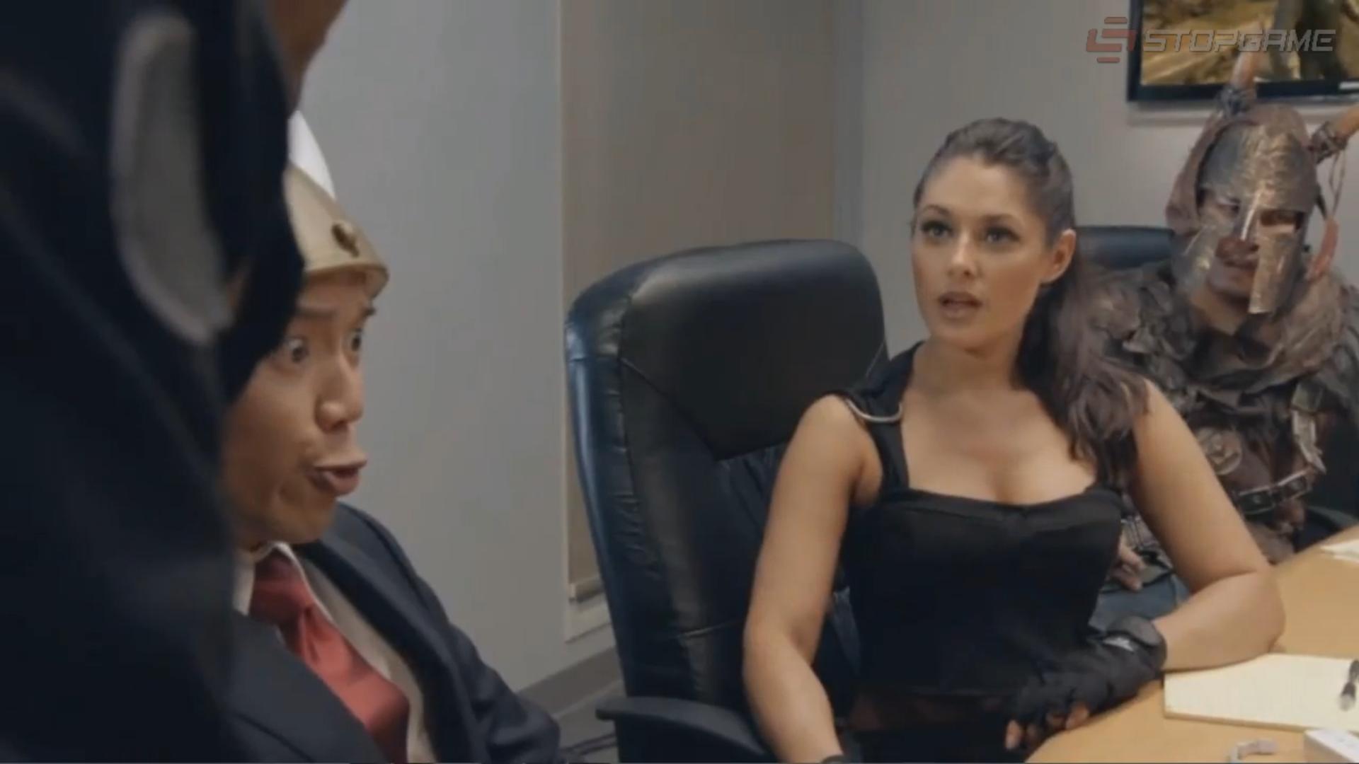Парен и девочка учил свое братишку секса