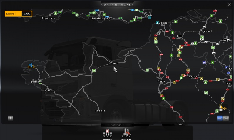 Мод Игре Евро Трак Симулятор 2