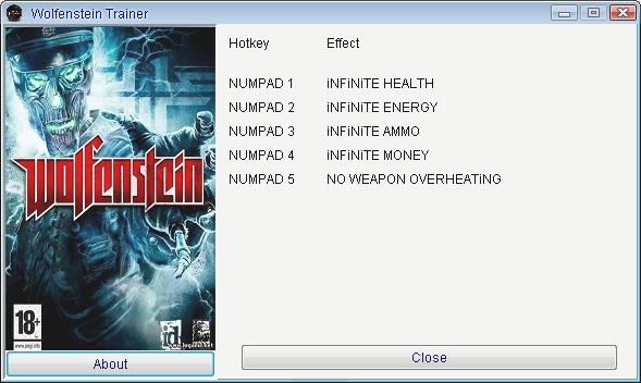 Скачать Трейнер На Wolfenstein 2009