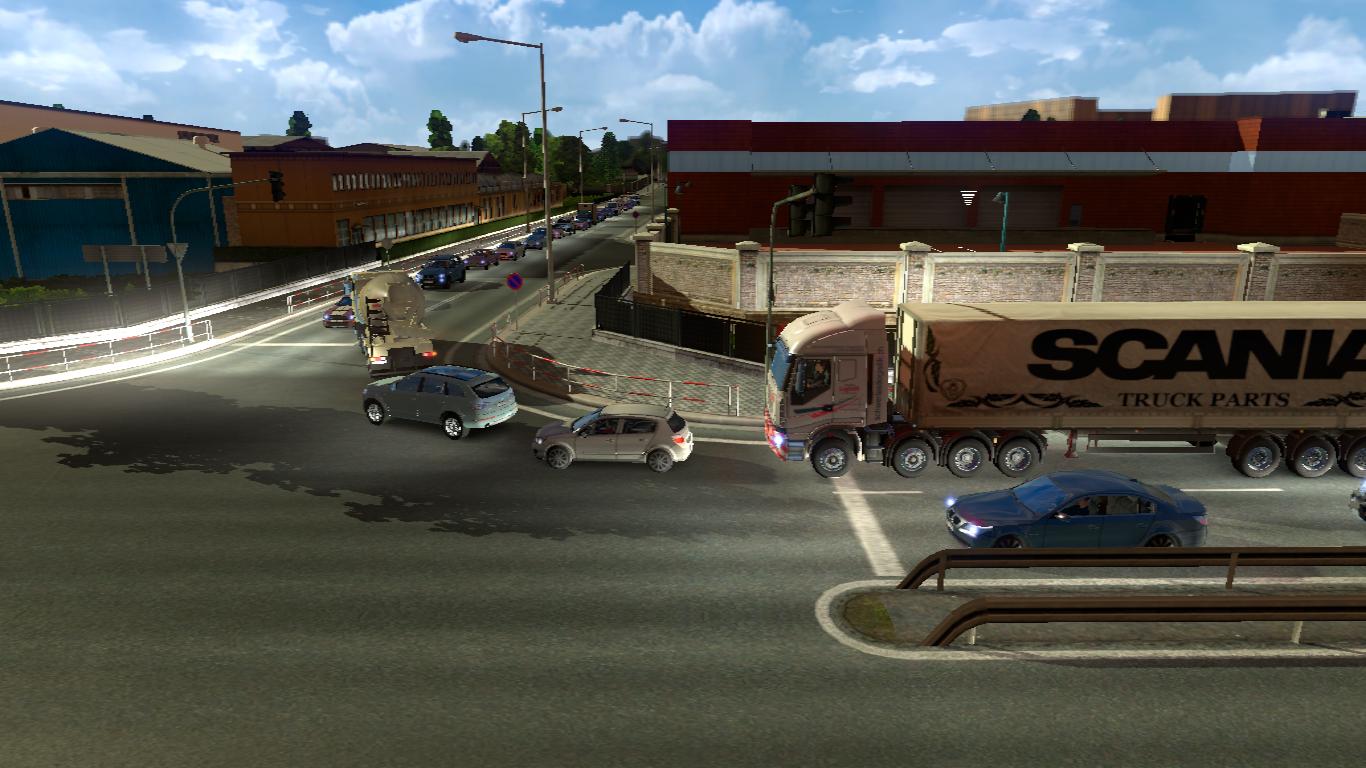Карта Гобы Для Euro Truck Simulator
