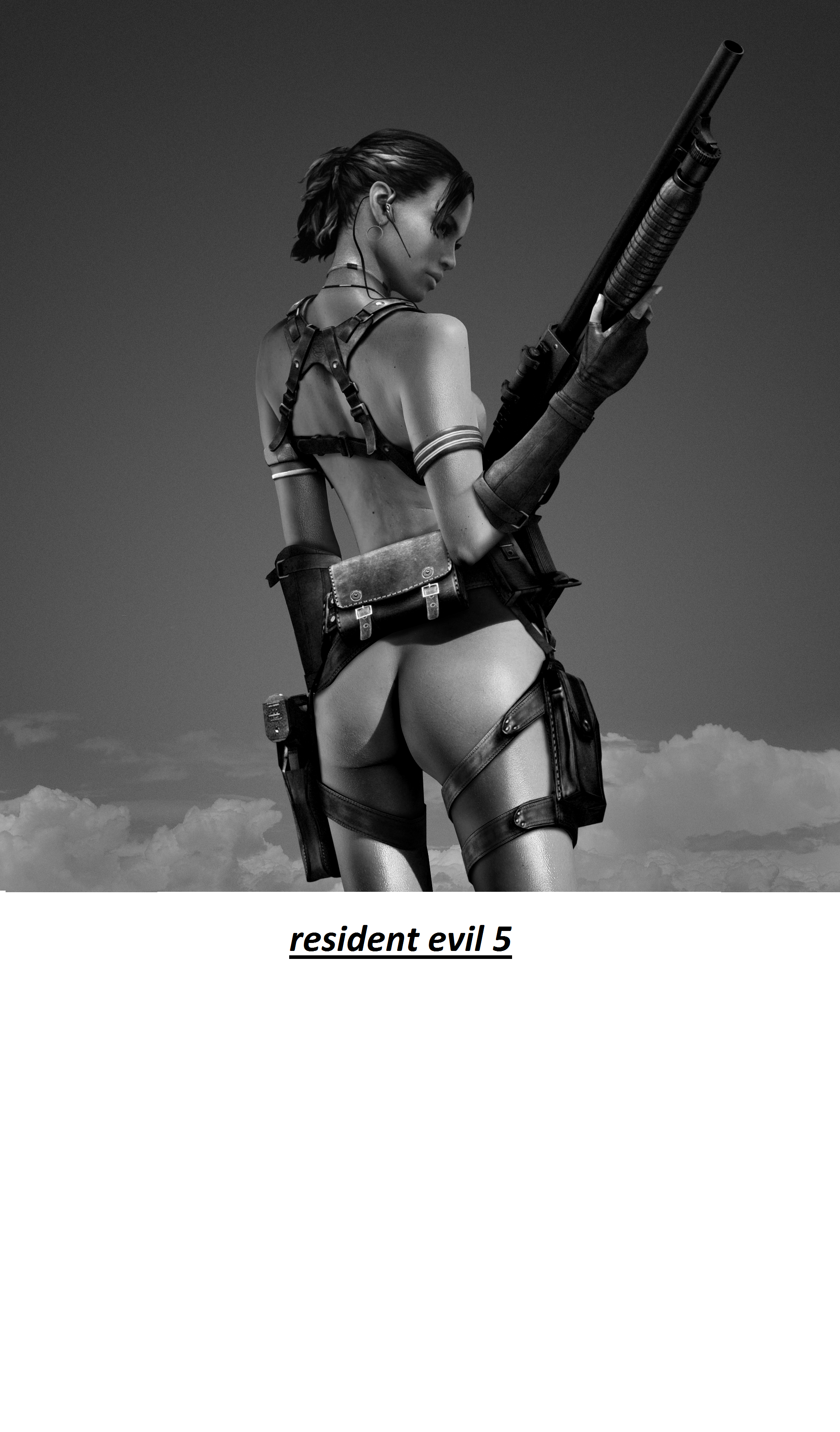 Nude resident evil fan art erotic movie