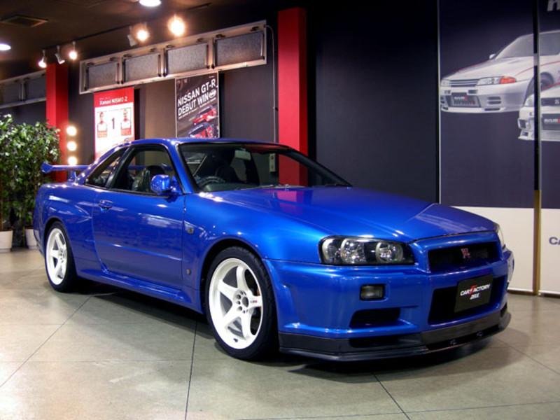 Nissan Skyline R34 GT-R V-Spec Nismo