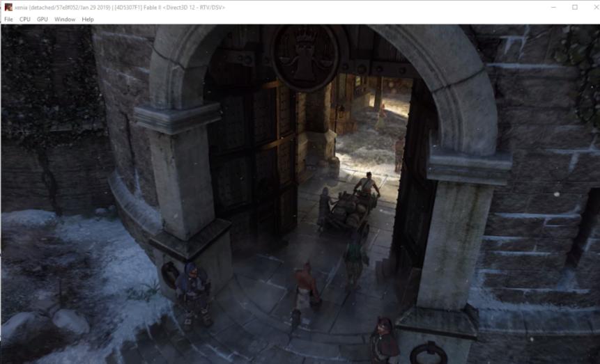 Fable 2 стала запускаться на эмуляторе от Xenia - Форумы