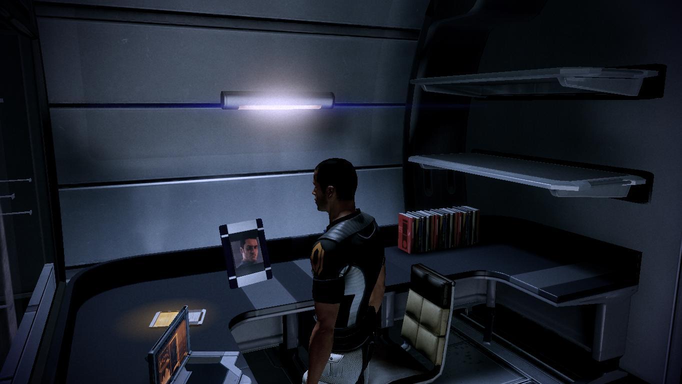 Mass Effect 2 моды Джек