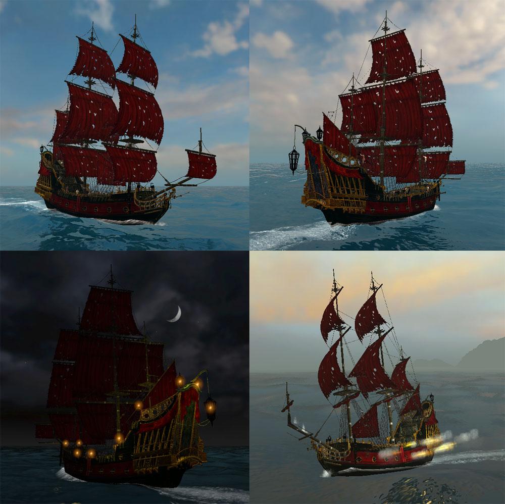 Корсары 2 пираты карибского моря скачать мод