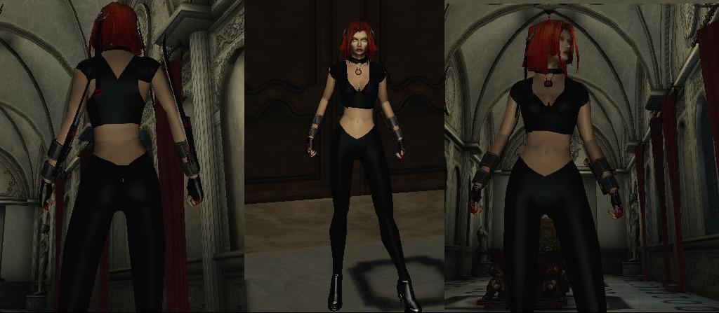 Bloodrayne 2 моды на скины - картинка 2