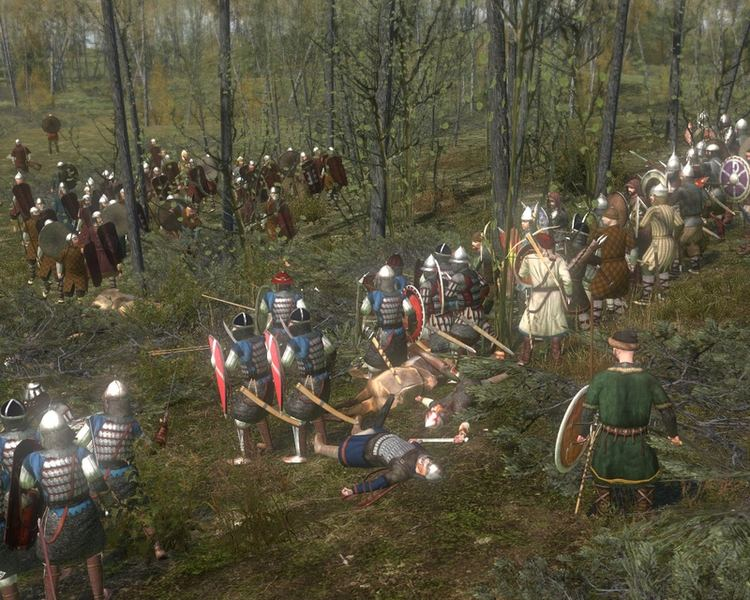 Mount and blade warband мод anno domini 1257 скачать