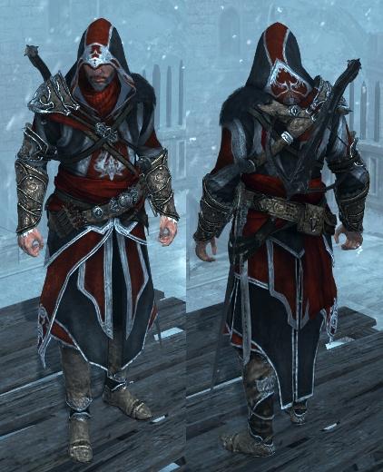 Мод для assassins creed revelations