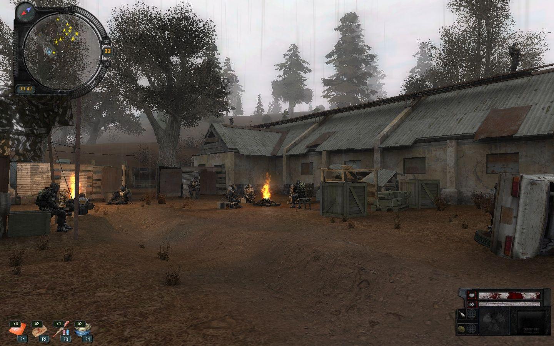 S.T.A.L.K.E.R.: Зов Припяти World Of War - Mod 0.2