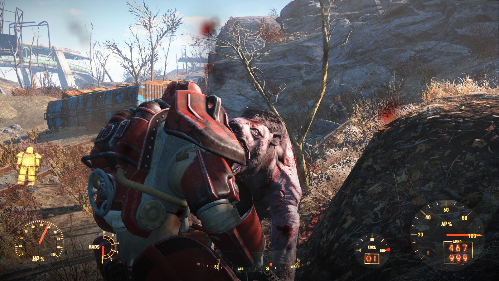 Fallout 4 стелс бой подземки