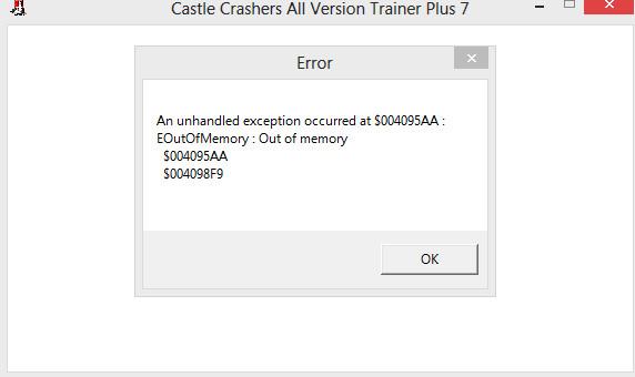 Скачать Трейнер На Castle Crashers - фото 10